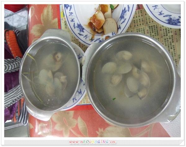 頭城麻醬麵蛤蜊湯5