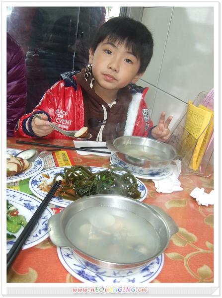 頭城麻醬麵蛤蜊湯6