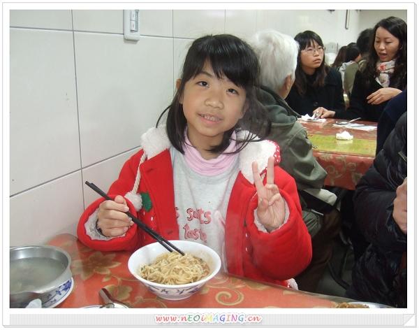 頭城麻醬麵蛤蜊湯8