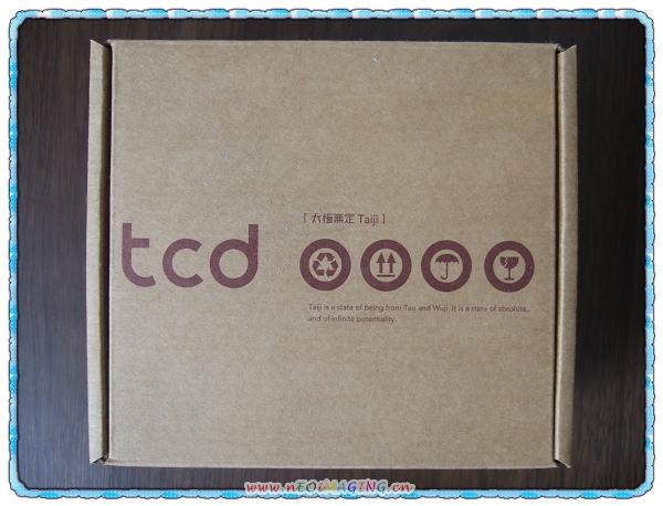 TCD太極無定手機