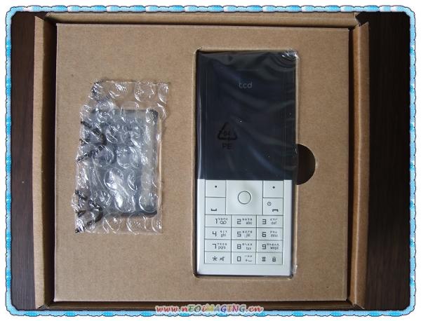 TCD太極無定手機2
