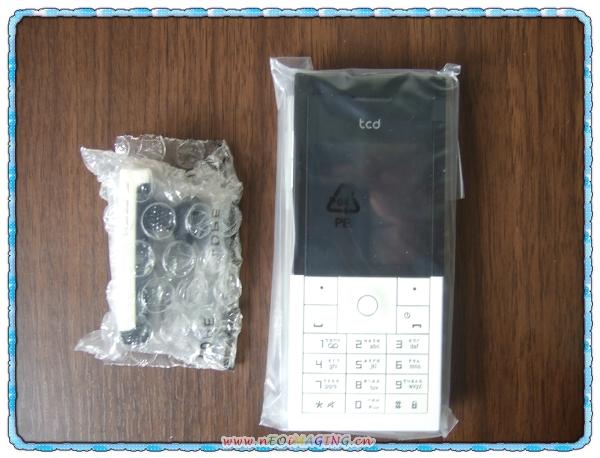 TCD太極無定手機4