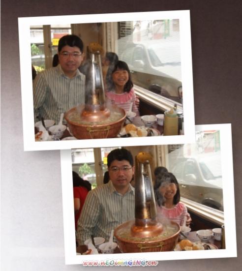 2012媽咪國曆生日[新店碧潭山東餃子館]11