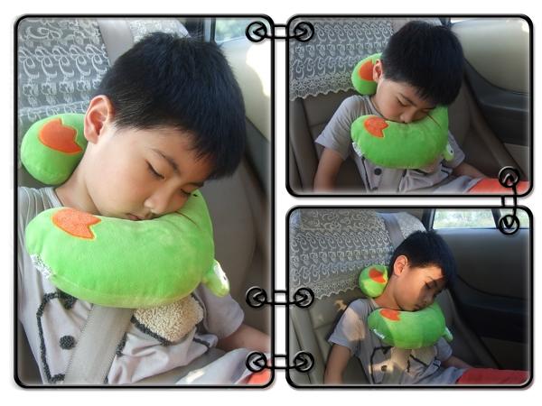 動物樂園造型頸枕11