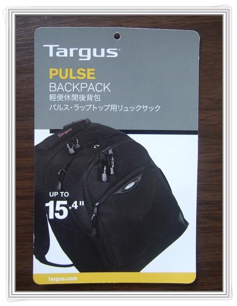 泰格斯Targus 15.4吋TSB038AP輕便休閒後背包2