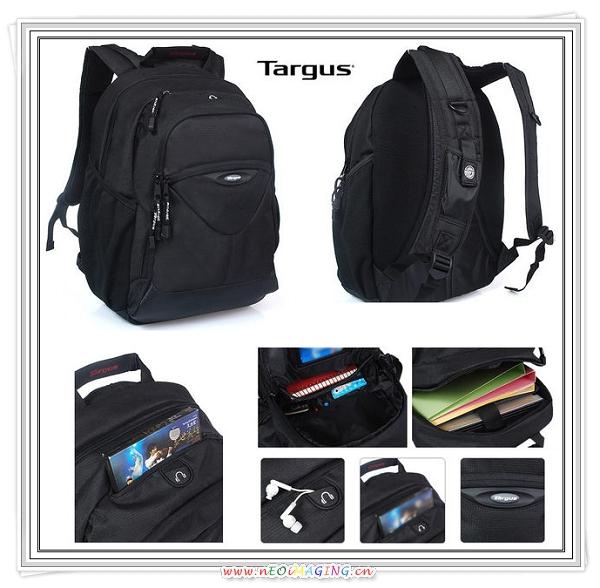 泰格斯Targus 15.4吋TSB038AP輕便休閒後背包5