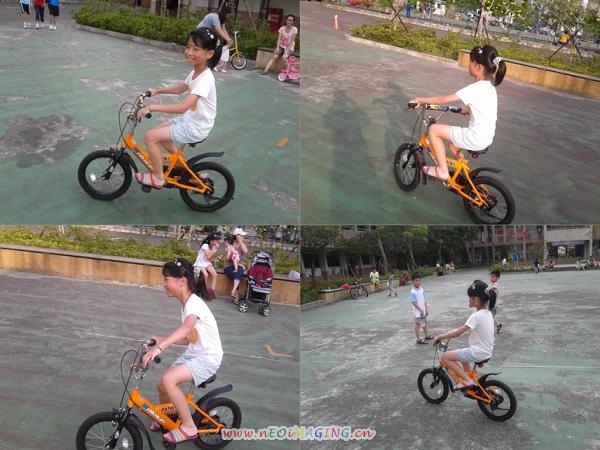 騎腳踏車&玩球[華夏技術學院]7
