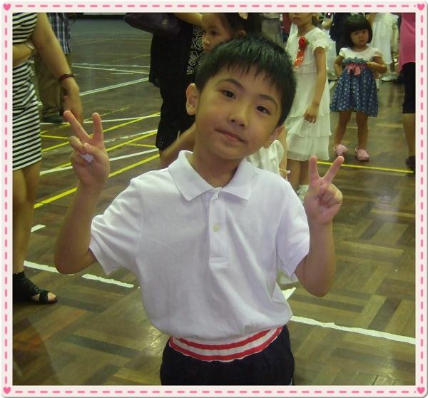 中和國中附設幼稚園第十三屆畢業歡送會