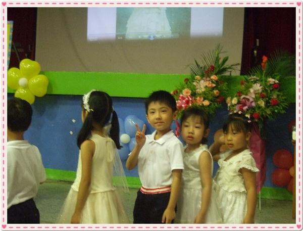 中和國中附設幼稚園第十三屆畢業歡送會2