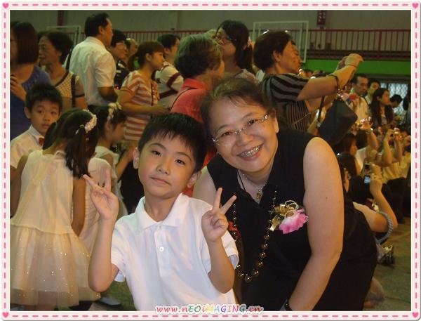 中和國中附設幼稚園第十三屆畢業歡送會8