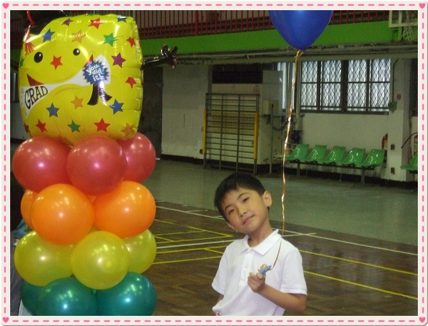 中和國中附設幼稚園第十三屆畢業歡送會11