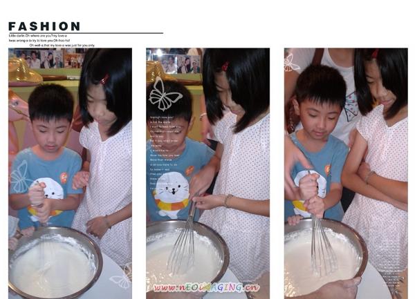 祝你幸福日式紅豆餅DIY[新北中和]9