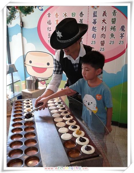 祝你幸福日式紅豆餅DIY[新北中和]14
