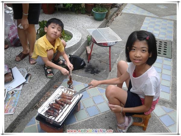 中秋節烤肉趣[台南新化]1
