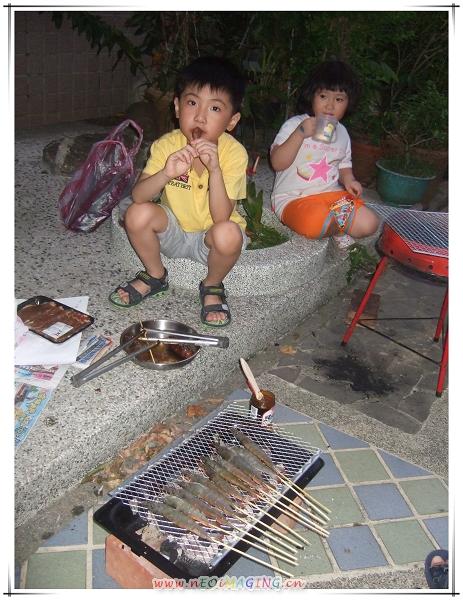 中秋節烤肉趣[台南新化]6