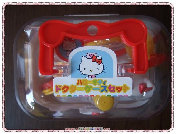 Hello Kitty醫護手提箱組3