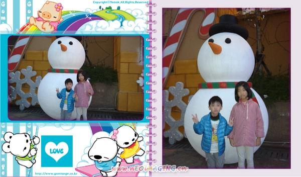 2012新北市歡樂耶誕城5