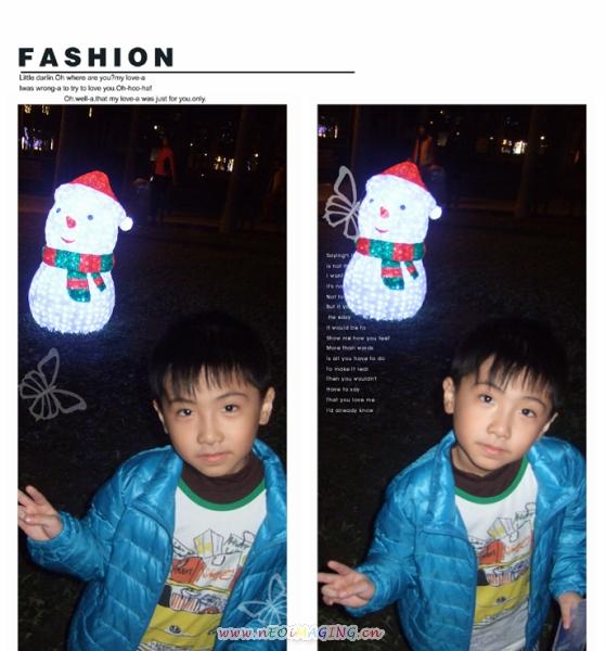 2012新北市歡樂耶誕城14