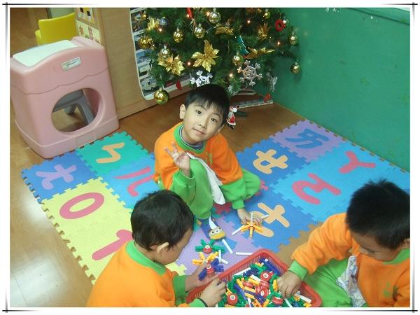 中和國中附設幼稚園園遊會