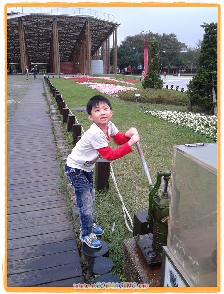 台北後站批發商圈[華陰街徒步區]&新生公園6