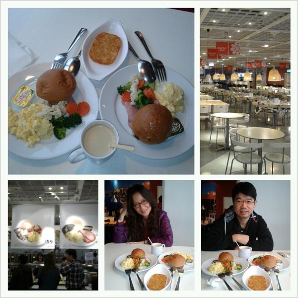 IKEA早餐&張記韭菜水煎包&十全鏘鏘滾生猛海鮮