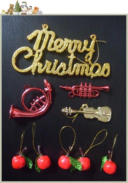 聖誕樹DIY&聖誕卡片2
