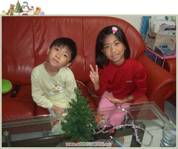 聖誕樹DIY&聖誕卡片4
