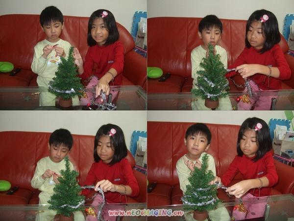 聖誕樹DIY&聖誕卡片5