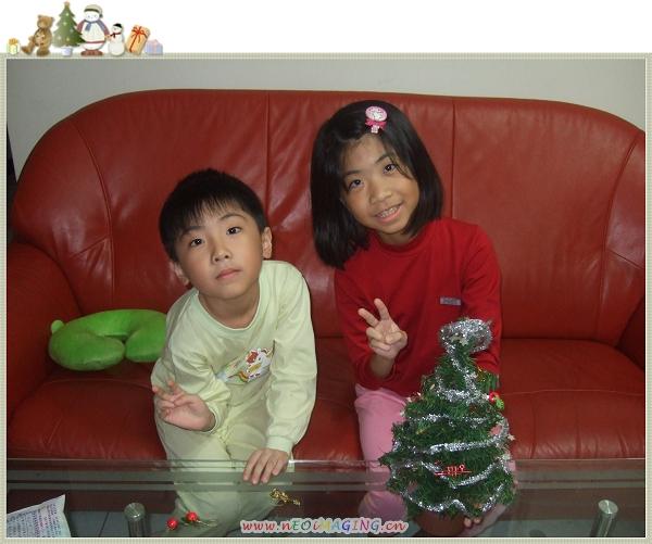 聖誕樹DIY&聖誕卡片8