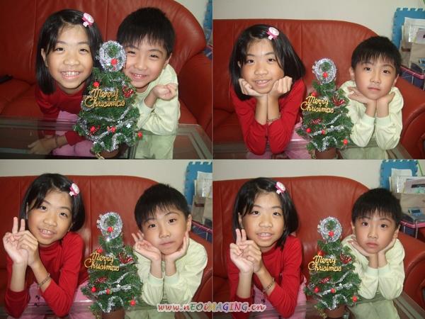 聖誕樹DIY&聖誕卡片9