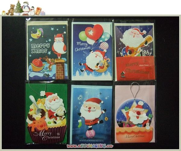 聖誕樹DIY&聖誕卡片11
