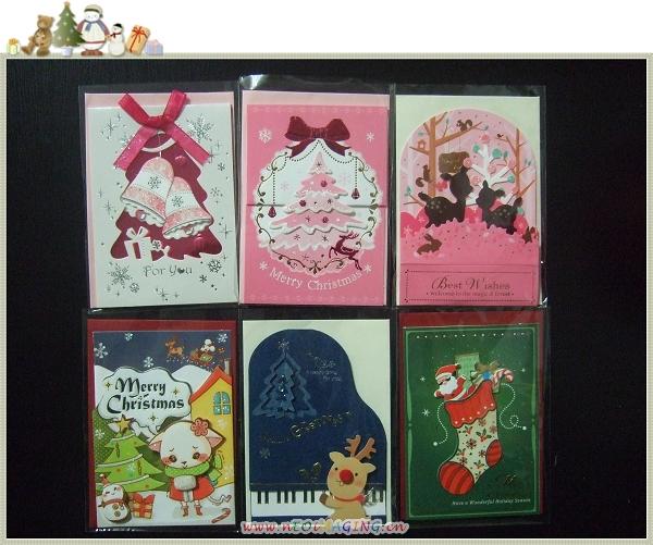 聖誕樹DIY&聖誕卡片12