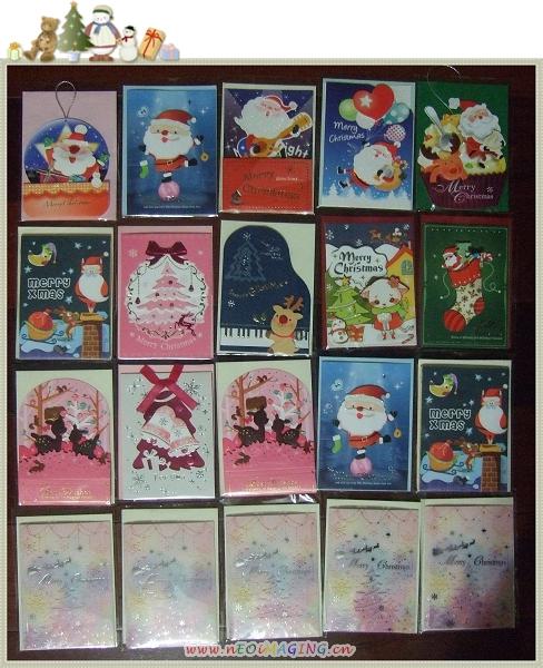 聖誕樹DIY&聖誕卡片14