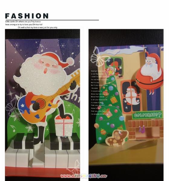聖誕樹DIY&聖誕卡片15