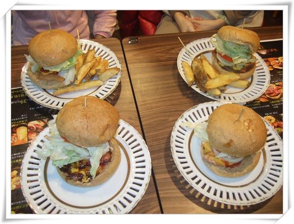 冏漢堡Hamburger 美式手工漢堡專賣店[新北市中和區]3