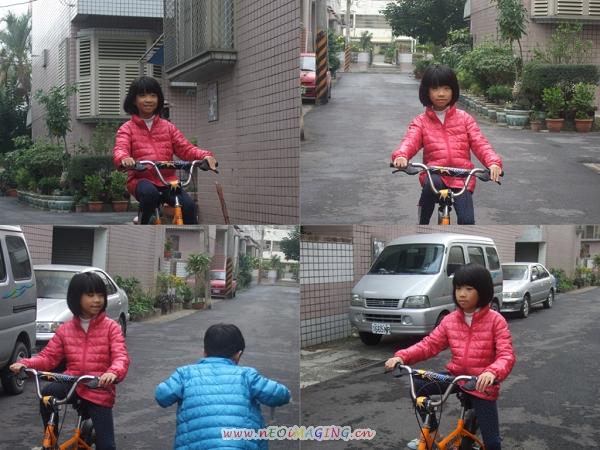 騎腳踏車到處晃2
