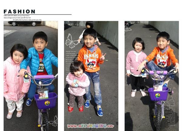 騎腳踏車到處晃4