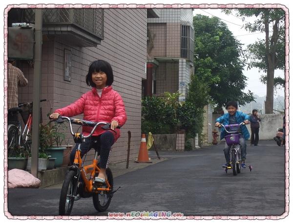 騎腳踏車到處晃5
