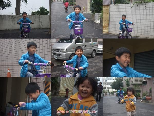 騎腳踏車到處晃6