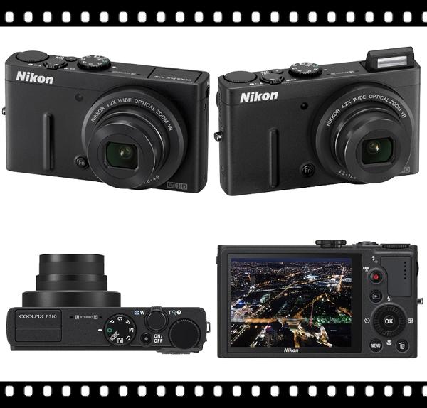 Nikon COOLPIX P310相機