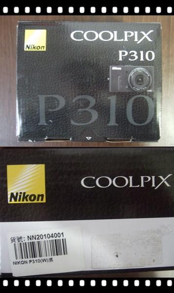 Nikon COOLPIX P310相機1