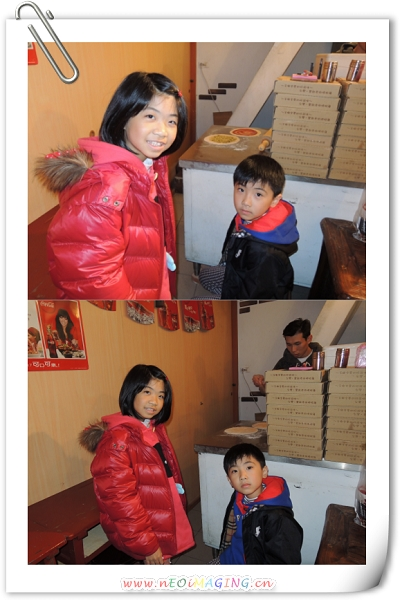 鶯歌老街窯烤手工燒披薩[公館窯]4