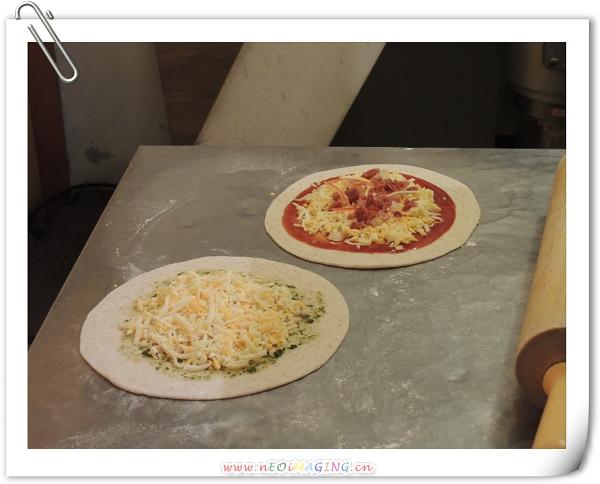 鶯歌老街窯烤手工燒披薩[公館窯]5