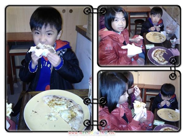 鶯歌老街窯烤手工燒披薩[公館窯]8