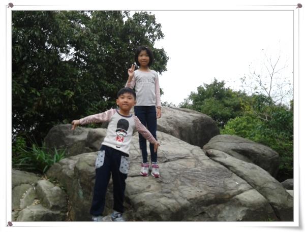 中和圓通寺登山步道2