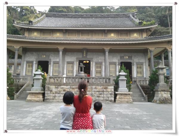 中和圓通寺登山步道9