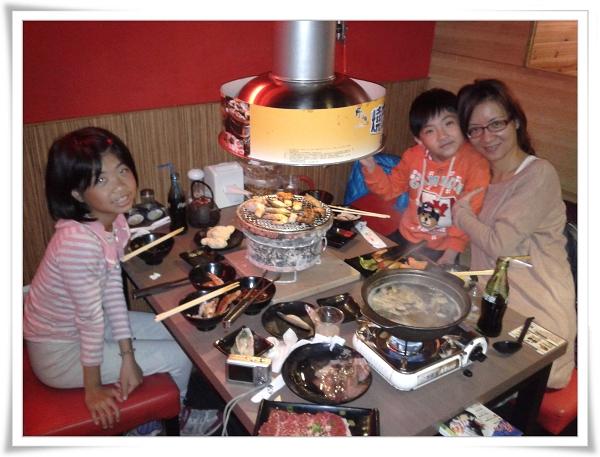 野宴日式炭火燒肉[中和興南店]_慶祝媽咪生日2