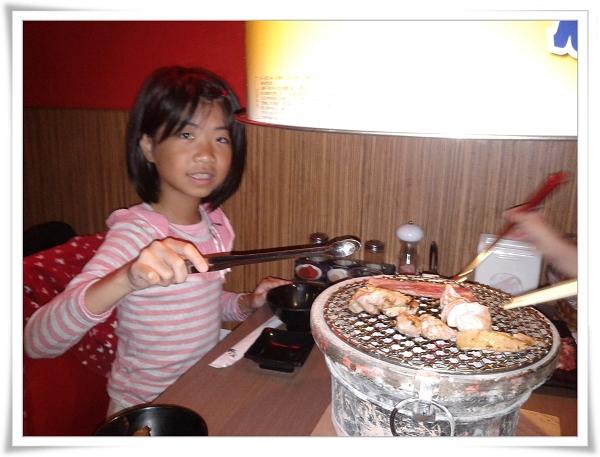 野宴日式炭火燒肉[中和興南店]_慶祝媽咪生日3