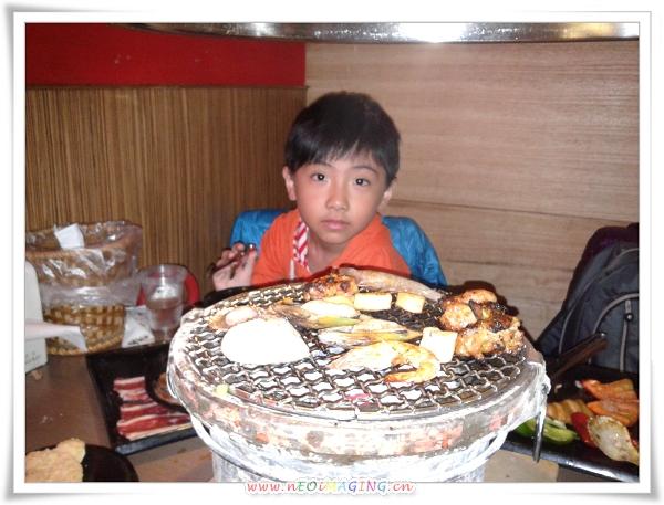 野宴日式炭火燒肉[中和興南店]_慶祝媽咪生日4