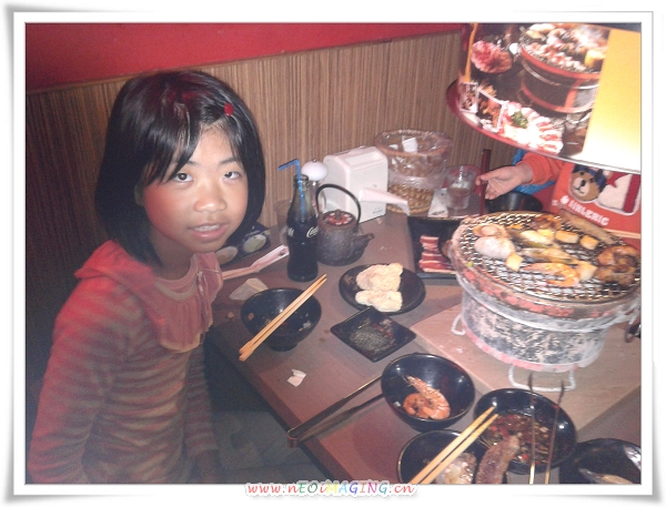 野宴日式炭火燒肉[中和興南店]_慶祝媽咪生日5